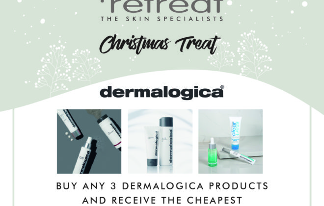 Dermalogica Christmas Offer from Pure Retreat