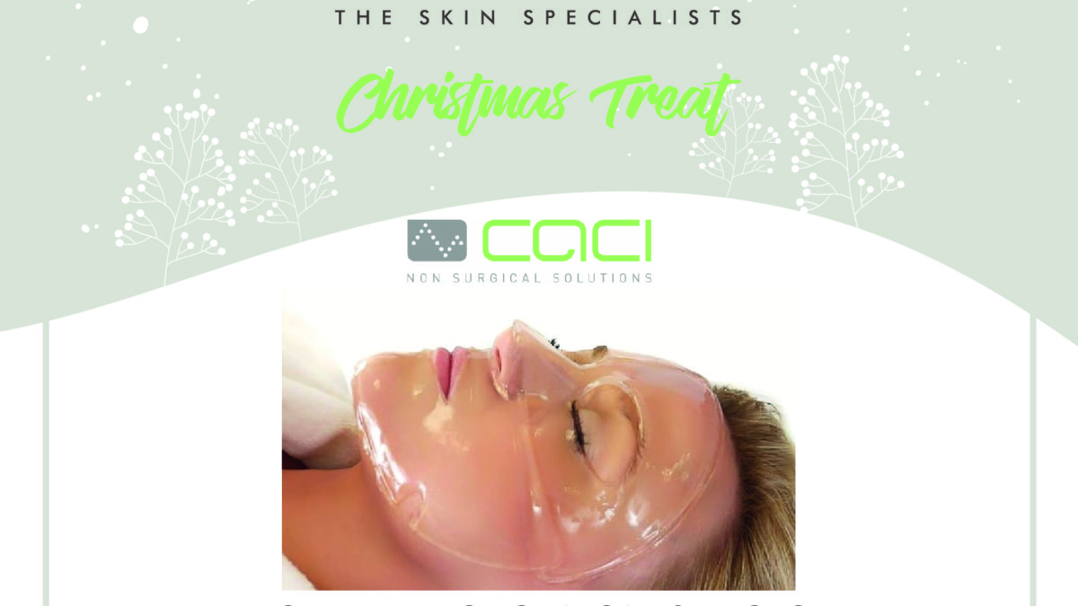 CACI Christmas Offer from Pure Retreat