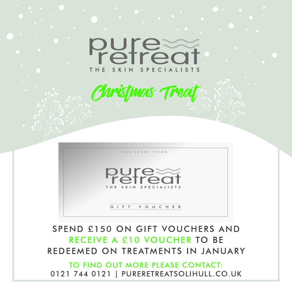 Pure Retreat Gift Voucher Offer